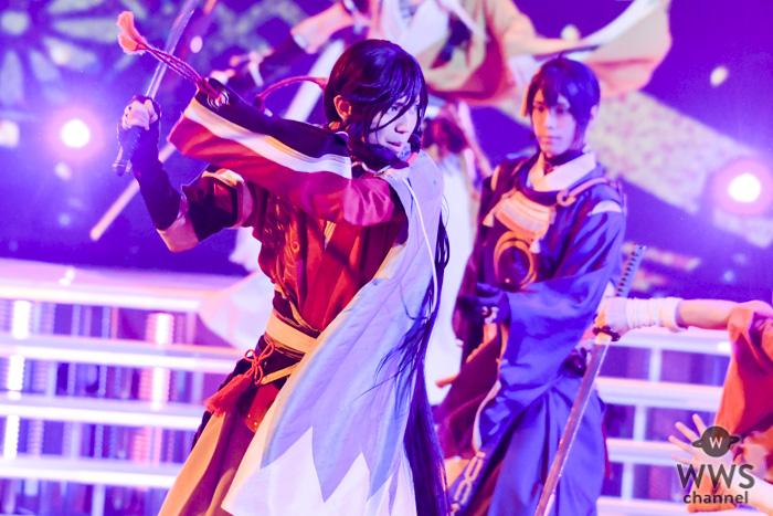 刀剣男子&声優ユニットAqoursが紅白本番前の最後のリハーサルに登場!<第69回NHK紅白歌合戦>