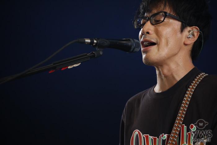 【ライブレポート】くるりがCOUNTDOWN JAPAN 18/19(カウントダウン・ジャパン)2日目の「COSMO STAGE」のトリに登場!<CDJ1819>