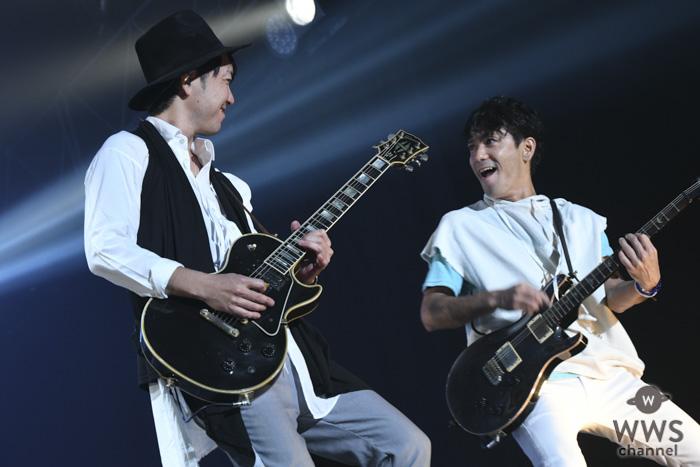 【ライブレポート】HYがCOUNTDOWN JAPAN 18/19(カウントダウン・ジャパン)初日の「GALAXY STAGE」に出演!<CDJ1819>