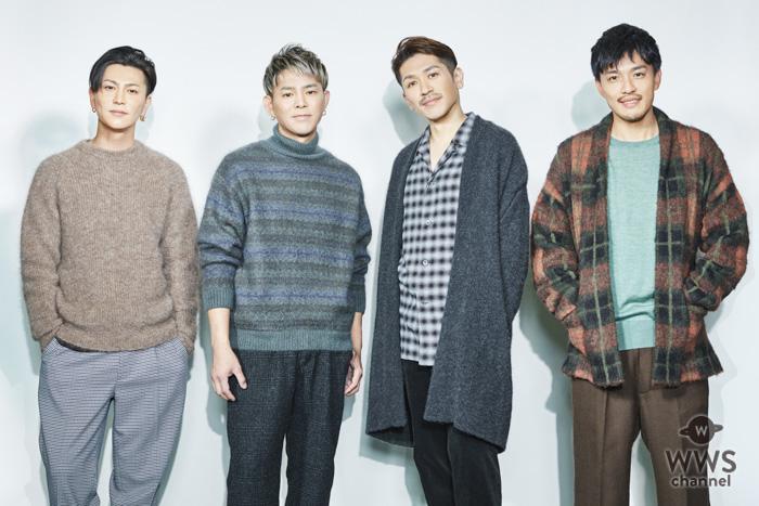 4人組ボーカルグループ・DEEPのインタビューが公開!現体制最後のシングル『WISH』から、年内で卒業するRYOが決意を語る!