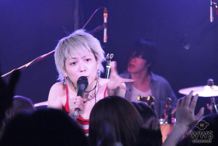 百花(元NMB48木下百花)がヴォーカルを務めるバンド『150.2bit』が初の大阪対バンライブを開催!!