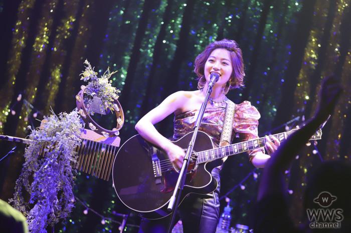 【ライブレポート】シンガーソングライター・Rihwa、2ndアルバム『WILD INSIDE』を引っさげた東阪札ツアー開催!