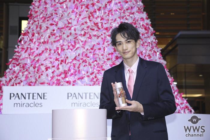 劇団EXILE・町田啓太、来年は「ファンの皆さんと交流できる時間を増やしたい」と抱負を語る。
