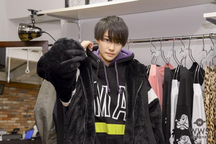 中山咲月がファッションブランド「BLAKICHY」、「KINGLYMASK」のファンイベントに登場!「あっという間で、本当に楽しかったです」