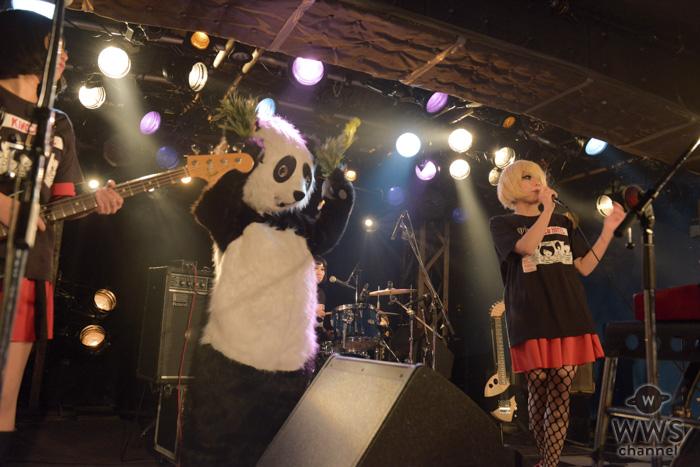 キノコホテル、「サロン・ド・キノコ〜マリアンヌ東雲性誕祭」を開催!