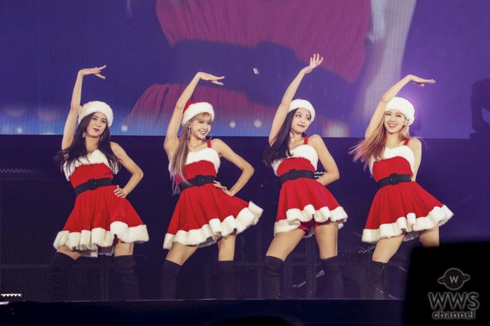 BLACKPINK、クリスマスイブに「海外女性グループ史上初」となる京セラドーム大阪公演を大盛況で今年のツアーを終了!ファンからのサプライズに涙も!