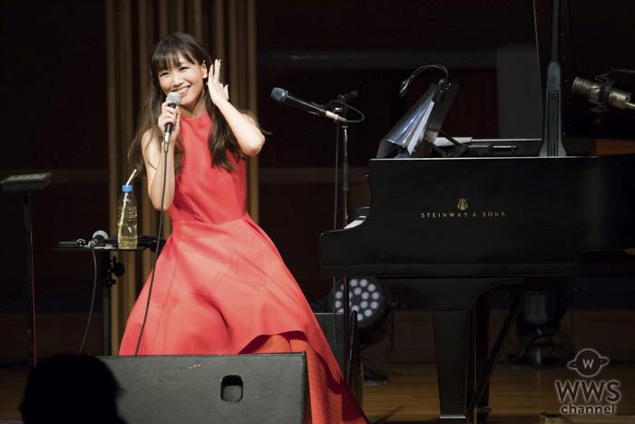大塚愛、クリスマスの夜にピアノ弾き語りライブ「AIO PIANO」開催!愛を込めた魔法の一夜をお届け!