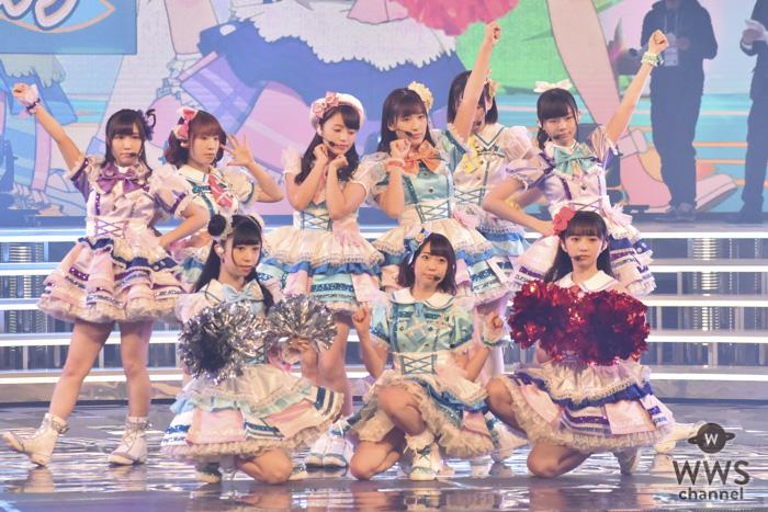 Aqours(アクア)が「第69回NHK紅白歌合戦」のリハーサルに登場!「夢か現実か…、ドキドキして緊張しました」