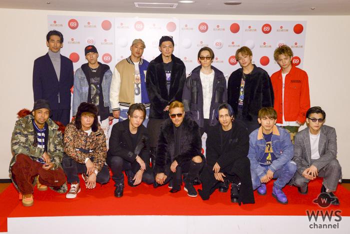 EXILEが「第69回NHK紅白歌合戦」の囲み取材に登場!「平成の終わり、EXILEとして出られることが感慨深い」!