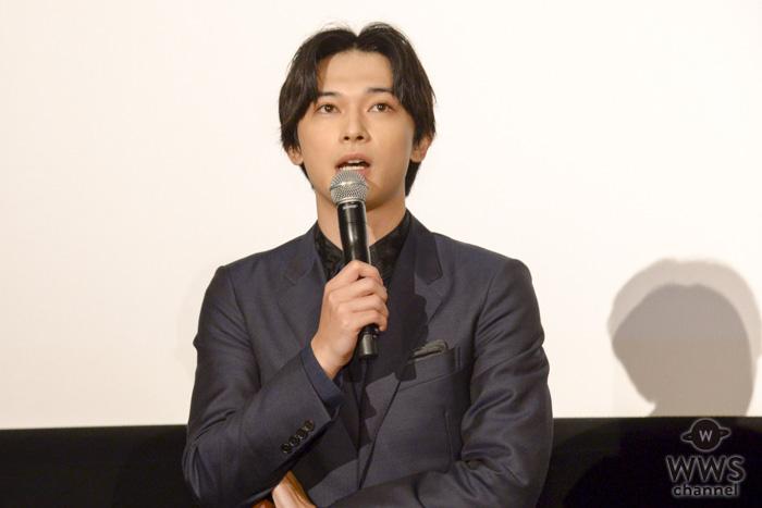 吉沢亮、早朝ロケの癒しは子猫?「モチベーションがグングンに上がりました」!ドラマ『レ・ミゼラブル 終わりなき旅路』の記者発表会に出席!