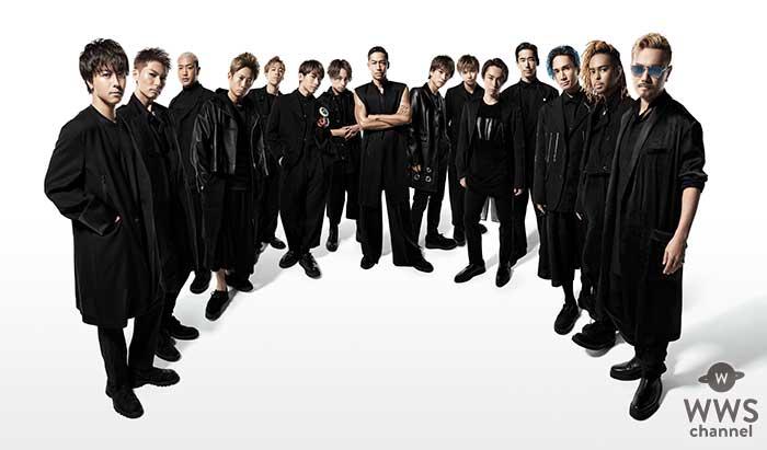 EXILEが「Mステスーパーライブ2018」で『Rising Sun』を熱唱!TAKAHIRO、久しぶりのステージに「精一杯頑張りたい」