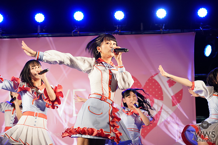 =LOVE、活動休止中の佐々木舞香がサプライズ復帰!12人で1stコンサート開催も発表!