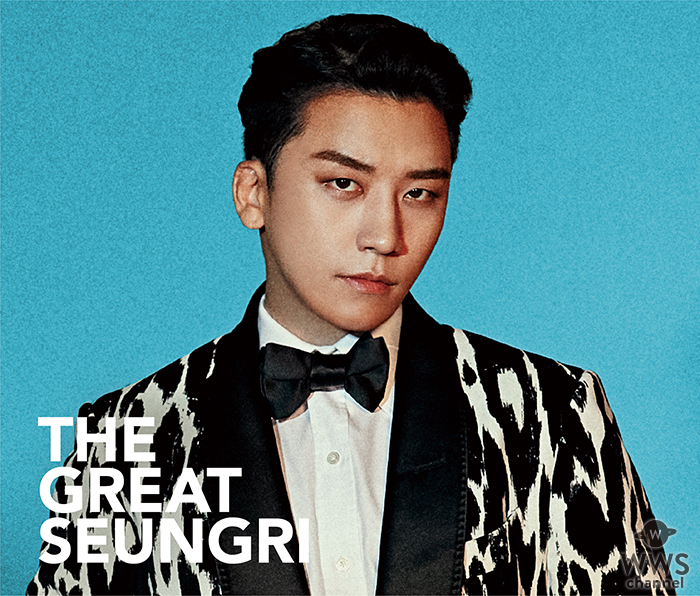 "BIGBANGの""V.I (ヴィアイ)""、2019年『THE GREAT SEUNGRI TOUR 2019 LIVE IN JAPAN ~THE SEUNGRI SHOW~』開催が決定!"