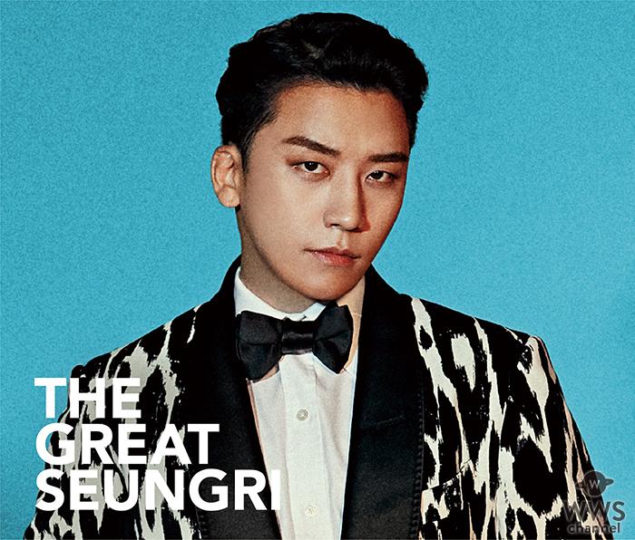 "BIGBANGの""V.I (ヴィアイ)""、2019年『THE GREAT SEUNGRI TOUR 2019 LIVE IN JAPAN ~THE SEUNGRI SHOW~』開催が決定!"