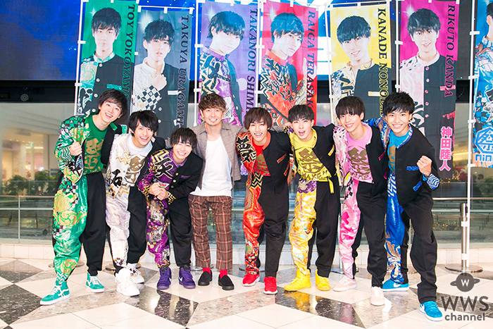 祭nine.の 新曲「がってんShake!」が12/4付 オリコンデイリーCDシングルランキング1位獲得!さらに来年の武道館公演開催を宣言!