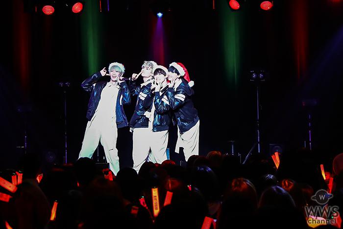 EBiSSH、一足早いクリスマスライブをマイナビBLITZ赤坂にて開催!ゲストにApeaceやONE N' ONLYを迎えスペシャルメドレーも披露!!