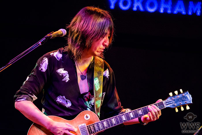 GLAY・TAKURO、横浜でソロライブをツーデイズ実施!また2ndソロアルバムの詳細も発表!