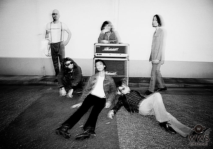 Suchmos、J-WAVE 30th ANNIVERSARY SONGに楽曲提供!元日にオンエア解禁 !!
