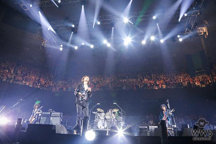 THE YELLOW MONKEY、バンド結成記念日に日本武道館公演開催!「天道虫」・「I don't know」を初パフォーマンス!!