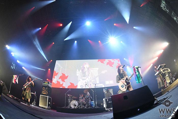 【ライブレポート】SILENT SIREN、すぅの誕生日をCOUNTDOWN JAPAN 18/19(カウントダウン・ジャパン)で『天下一品のテーマ』で祝う!<CDJ1819>