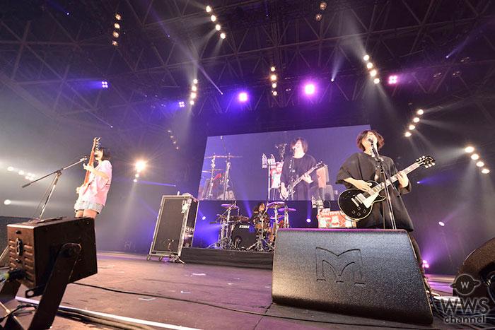【ライブレポート】ヤバイTシャツ屋さん、3年目のCOUNTDOWN JAPAN(カウントダウン・ジャパン)の「EARTH STAGE」に出演!<CDJ1819>