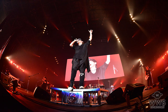 【ライブレポート】SPYAIRが初出演の「COUNTDOWN JAPAN」で1年を締めくくる!「お前らは最高です!」<rockin'on presents COUNTDOWN JAPAN 18/19>