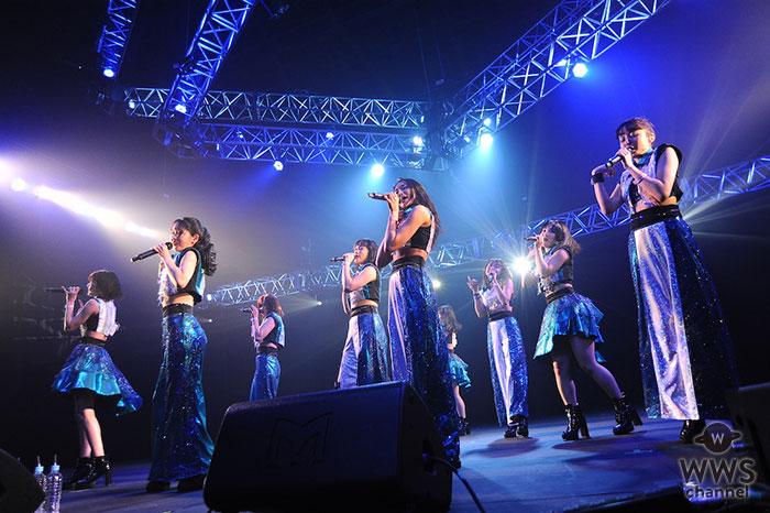 【ライブレポート】アンジュルム・和田彩花が卒業前のラストステージ!2年連続の「COUNTDOWN JAPAN」に出演!<rockin'on presents COUNTDOWN JAPAN 18/19