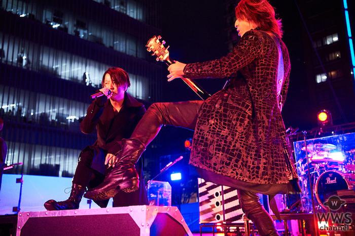 GLAY、六本木ヒルズアリーナで行われた56thシングル発売記念ライブがGYAO!にて期間限定配信決定!