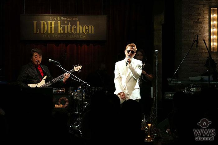 EXILE ATSUSHIからのサプライズ・クリスマスプレゼント!LDH kitchen THE TOKYO HANEDAオープニングイベントにサプライズ出演!!