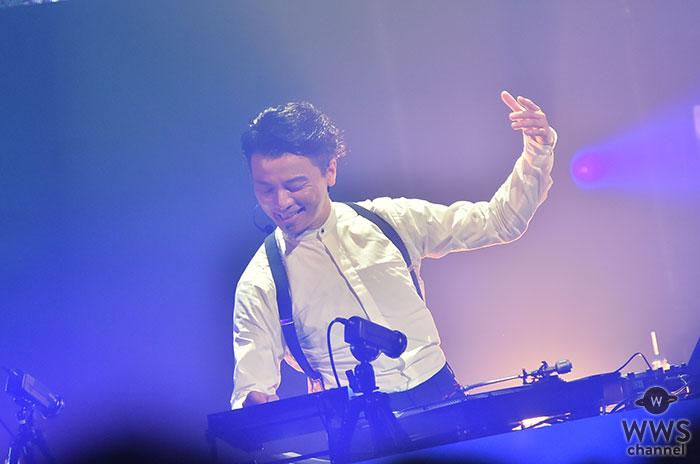 KREVA、「完全1人ツアー」ファイナル・福岡公演が 大盛況にて終了!