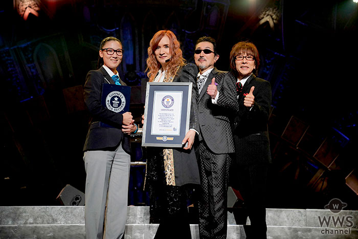 THE ALFEE、X'masイブ聖なる夜・日本武道館にてギネス世界記録認定!!