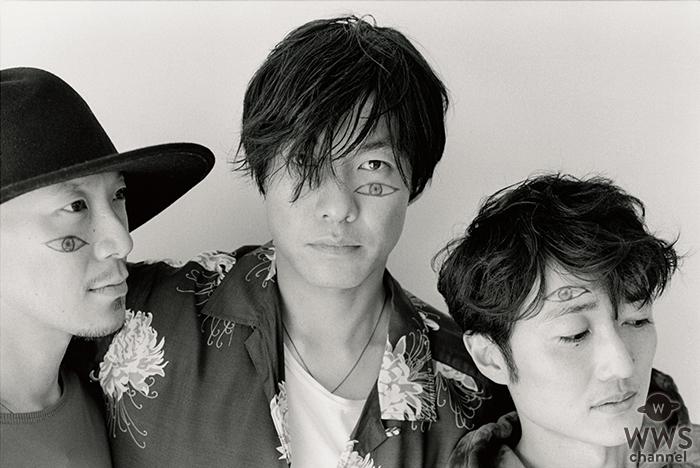 フジファブリック、2019年1月発売 アルバム『F』収録曲から「東京」を明日0時に先行配信決定!MVも解禁!!