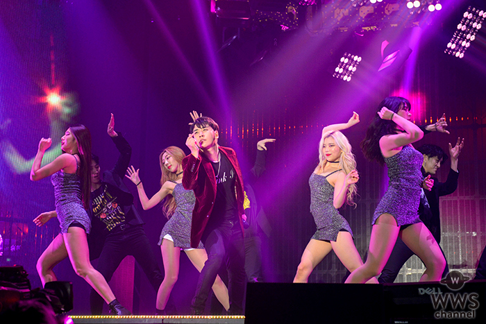 "BIGBANGの""V.I (ヴィアイ)""、自身初のソロツアー『SEUNGRI 2018 1ST SOLO TOUR [THE GREAT SEUNGRI] IN JAPAN』がソールドアウト大盛況の大阪公演にて閉幕!!"