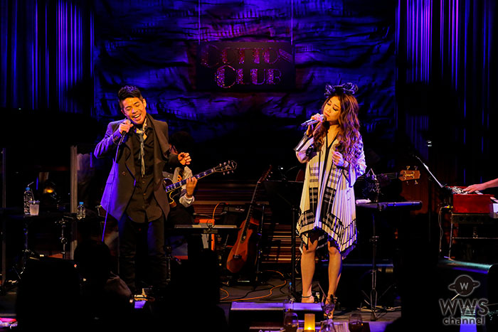 JUJU JAZZ ALBUM 『DELICIOUS ~JUJU's JAZZ 3rd Dish~』 リリースプレミアムライブにて、話題の豪華コラボレーション曲「Englishman In New York (Duet with 久保田利伸)」初披露!