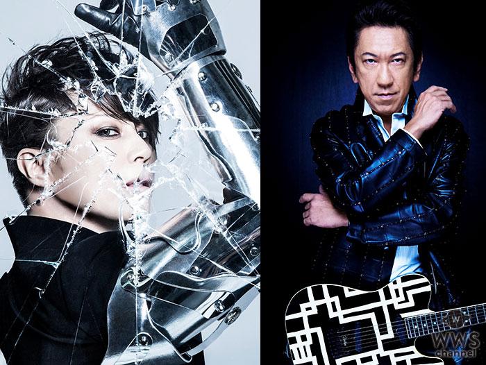 西川貴教、新曲「UNBROKEN (feat. 布袋寅泰)」で布袋寅泰とタッグ!さらに同曲が『映画刀剣乱舞』主題歌に決定!!