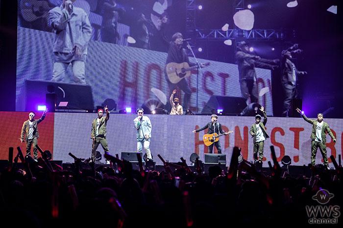 HONEST BOYZ®がコブクロとコラボ! 新曲『SAKURA feat. コブクロ』 音楽FES「m-flo presents OTAQUEST LIVE」にてサプライズ披露&来春リリース決定!!
