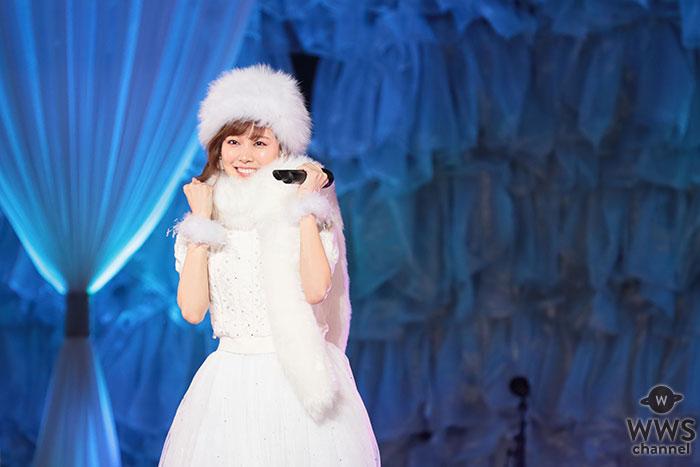 「みるきー」こと渡辺美優紀、クリスマスライブ開催!かわいいサンタ姿でファンを魅了!1stソロアルバムを引っ提げた全国ツアー開催決定!