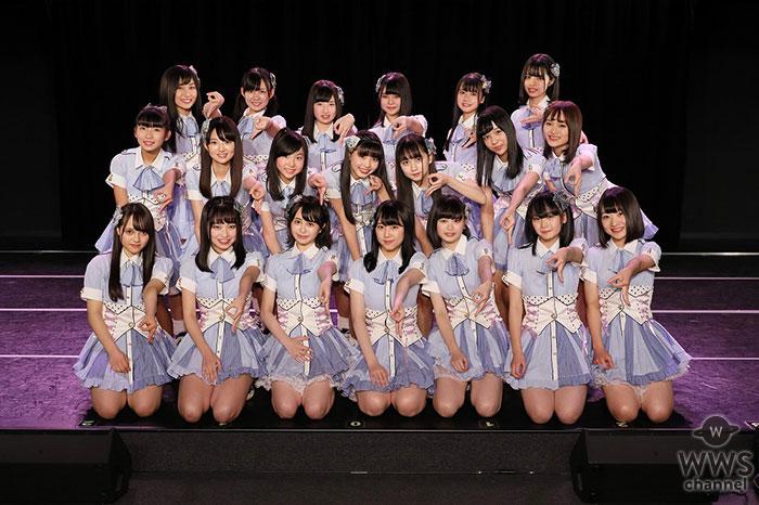 SKE48、9期生サプライズ登場で初お披露目!珠理奈「もう劇場公演に出れるんじゃないかと思うレベルの子もいる」
