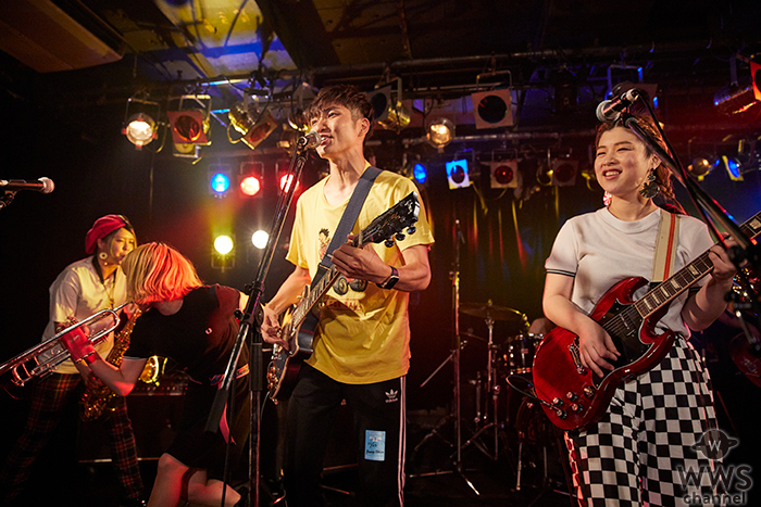 NANIWA delicでオレスカバンド×Runny Noizeが熱い火花!!