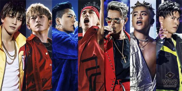 AAAがdTV発表の音楽ライブランキングで1位を獲得!TOP10に4作品ランクイン!!