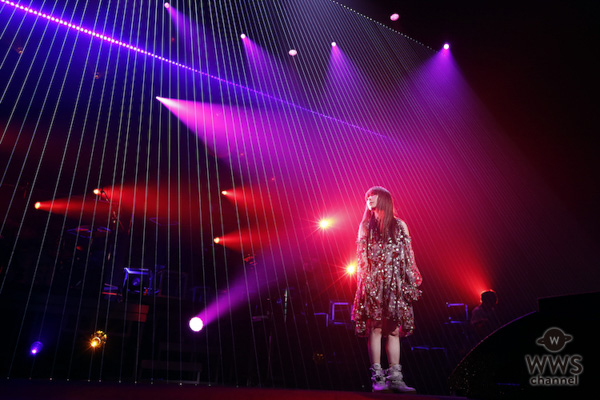 aiko、自身最大規模のデビュー20周年ツアー「Love Like Pop vol.20」を完走!「これからもみんなで一緒に年を重ねて行きたいな」