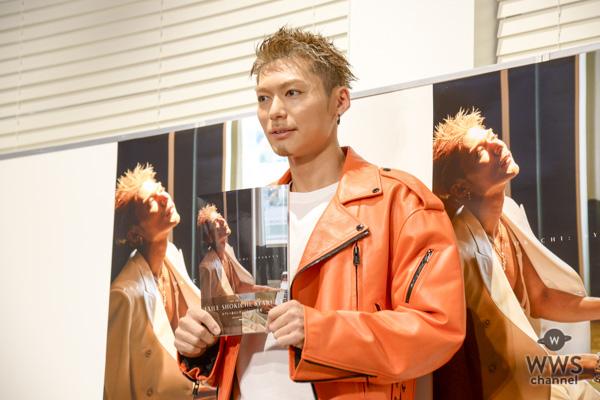 EXILE SHOKICHI、NHK紅白に向けて「復活一発目。めちゃめちゃ気合が入っています!」と意気込み!