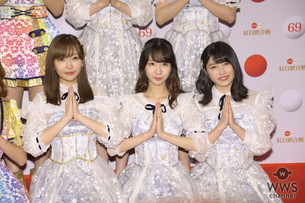 指原莉乃、最後の紅白へ!AKB48が「第69回NHK紅白歌合戦」のリハーサルに登場!