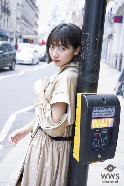 武田玲奈、憧れのイギリスで撮影したフォトブックを発売!