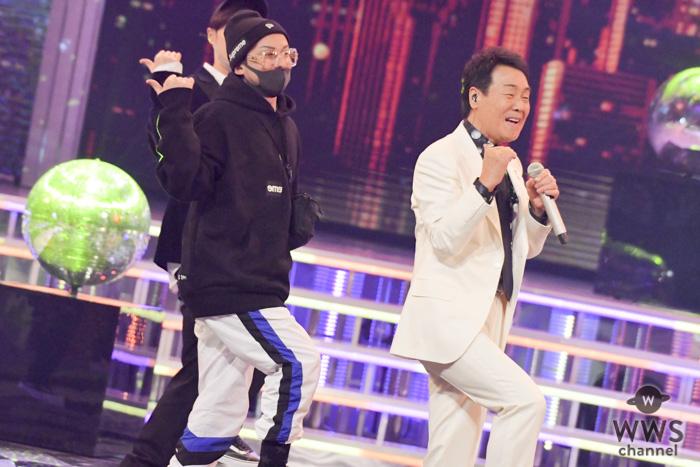五木ひろしがDA PUMPと「いいねダンス」コラボ披露!<第69回NHK紅白歌合戦>