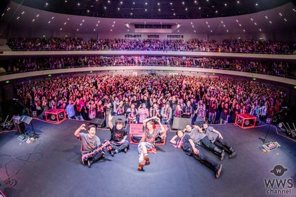 LiSA、全国ホールツアーのファイナル公演で平成ラストを飾る横浜アリーナ単独公演2DAYSの開催を発表!