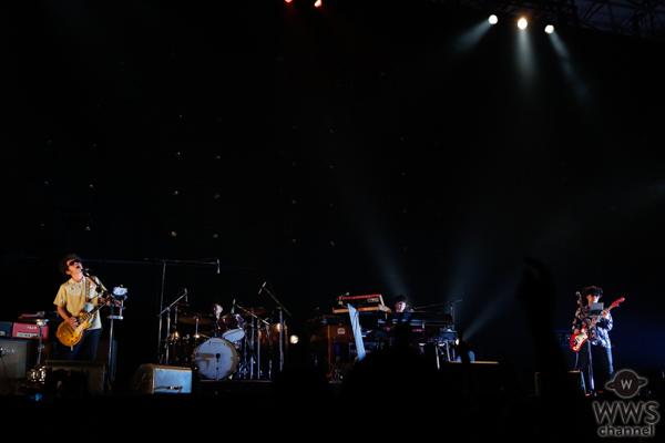 【ライブレポート】奥田民生がCOSMO STAGEのトリに出演!『さすらい』を観客と大合唱!!<rockin'on presents COUNTDOWN JAPAN 18/19>