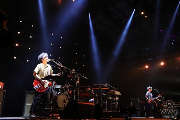 【ライブレポート】奥田民生がCOUNTDOWN JAPAN 18/19(カウントダウン・ジャパン)「COSMO STAGE」のトリに出演!『さすらい』を観客と大合唱!!<CDJ1819>