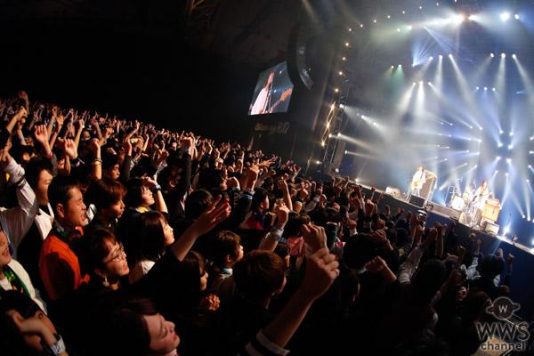 【ライブレポート】Hump BackがCOUNTDOWN JAPAN 18/19(カウントダウン・ジャパン)で『星丘公園』を披露!「今年一番嬉しい」と笑顔のステージ!<CDJ1819>