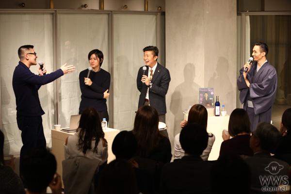 橘ケンチ×新政酒造 『Discover Japan』独立出版リリース記念イベントに登壇!「日本酒の魅力を伝える語り部になる」